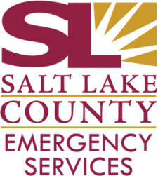 Salt Lake County Emergency Services logo