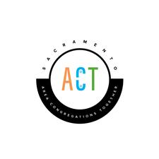 Sacramento Area Congregations Together (ACT) logo
