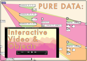Pure Data: Interactive Video & Objects