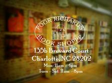 Poor Richard's Book Shoppe  logo