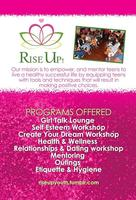 Girl Talk Lounge: Confident Girls Are The Happiest!