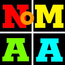NoMAA (Northern Manhattan Arts Alliance) logo