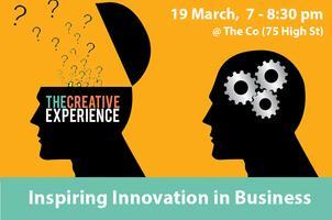 Talk: Inspiring Innovation in Business