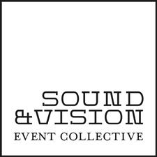 Sound & Vision Event Collective logo
