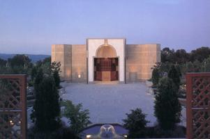 Tour of the Ismaili Centre in Burnaby BC on Wednesday...