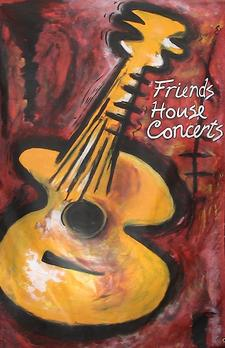 Friends House Concerts logo