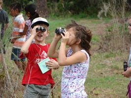 Scrub Jay Jr. Ranger Camp - Week 1 Birds - June 9-13...