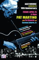 Last Chance to Get Tickets for Guitar Legend Pat...