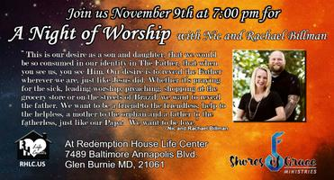 Night of Worship with Nic and Rachel Billman