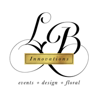 LB Innovations Events & Floral logo