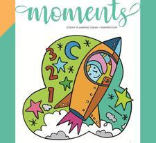 Moments Magazine : Event Planning Ideas + Inspiration logo