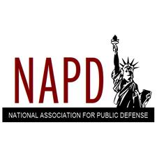 National Association for Public Defense logo