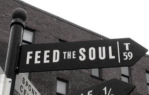 Step Forward to Feed the Soul