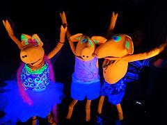 WeirdBeard Halifax: Three Little Pigs