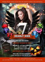7 Deadly Sins Pre-Halloween Party