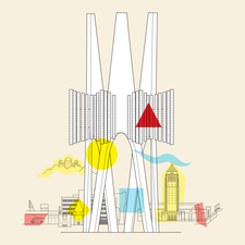 The Triforium Project logo