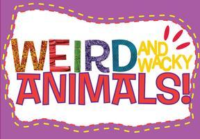 Weird & Wacky Animals! The Highway Community's VBS