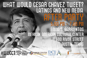 What Would Cesar Chavez Tweet? Latinos and New Media