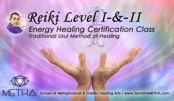 Reiki Certification Class Level I & II