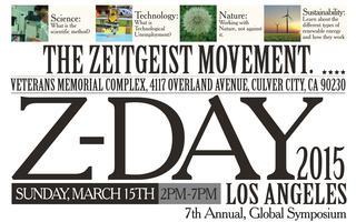 ZEITGEIST DAY 2015 - LOS ANGELES