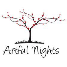 Artful Nights Maine logo