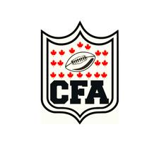 Canadian Football Academy (CFA) logo