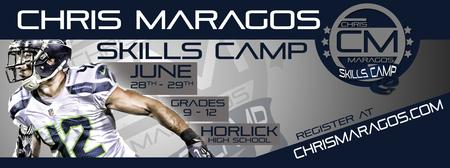 Chris Maragos Skills Camp 2014