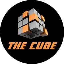 JC The Cube logo