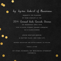 2014 Sy Syms Gala Awards Dinner