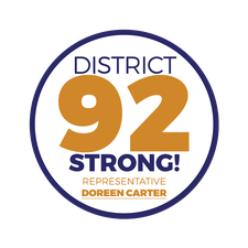 Friends for Doreen Carter logo