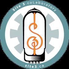 Site 3 coLaboratory logo