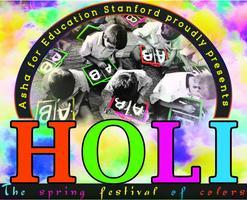 Asha Holi @ Stanford 2014