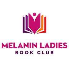 Melanin Ladies Book Club logo