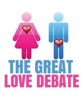 THE GREAT LOVE DEBATE comes to GREENWICH