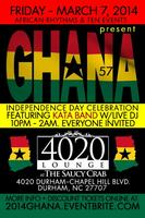 2014 - Ghana Independence Day Celebration