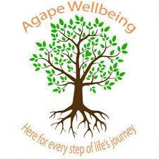 Agape Wellbeing logo
