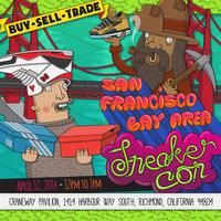SNEAKER CON SAN FRANCISCO APRIL 12TH 2014