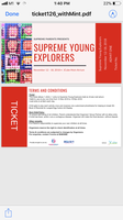 Supreme Young Explorers (suitable for Kids age 1-12)