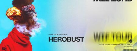 HEROBUST at 1015 FOLSOM
