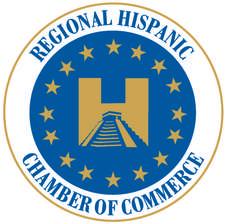 Regional Hispanic Chamber of Commerce  logo