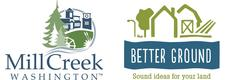 The City of Mill Creek and Snohomish Conservation District logo