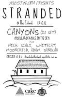 Acid Stag Presents: S T R A N D E D Feat. CANYONS (DJ...