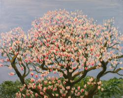 Pa'ina Paint Club - Flowering Magnolia