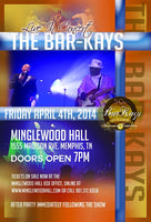 """MEMPHIS: An Evening with The Bar-Kays"""