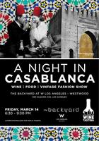 a Night in Casablanca (W Los Angeles - Westwood)