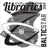 Cycling for Libraries – Baltic Star