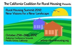 Rural Housing Summit 2012 - New Visions for a New Landscape