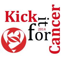 Kick it for Cancer