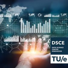 DSCE (Data Science Center Eindhoven) logo