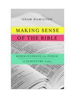 Making Sense of the Bible: An Evening with Adam...